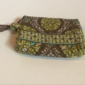 Vera Bradley small cosmetic bag